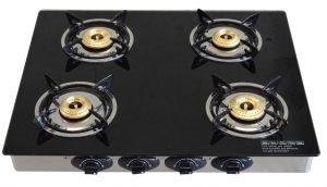 CY449 4 Burner Gas Stove