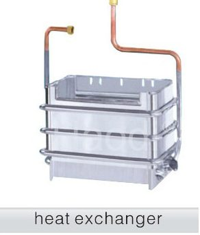 Copper with Tin Plating Heat Exchanger
