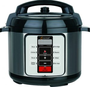 Electron Digital Pressure Cooker